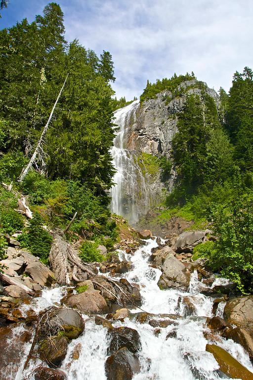 Spray Park Trail, Mount Rainier National Park