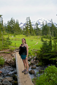 Spray Park Trail, Mount Rainier National Park