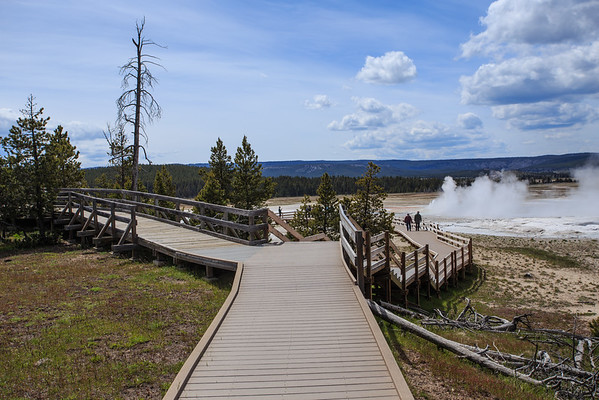 Lower Geyser Basin, Yellowstone