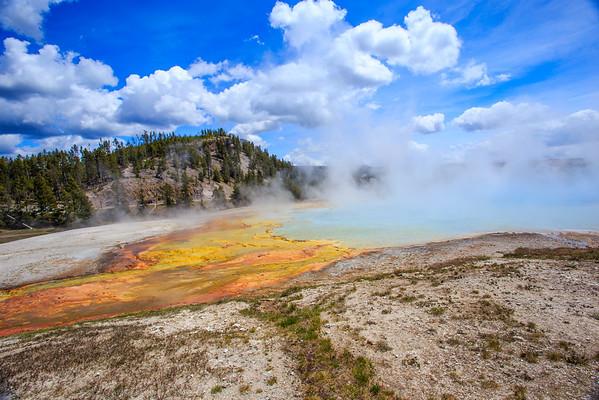 Excelsior Geyser, Yellowstone