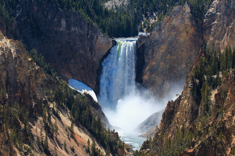 Spring in Yellowstone