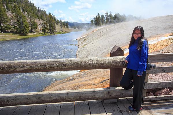 Midway Geyser Basin, Yellowstone