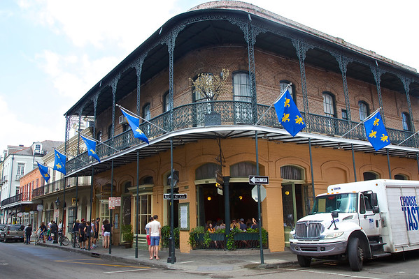New Orleans March 2015