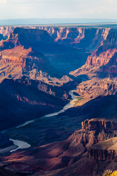 The Grand Canyon: Desert View