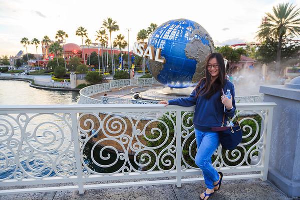 Universal Studies Orlando, Florida January 2016