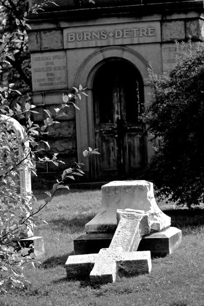 Woodlands Cemetery September 2012