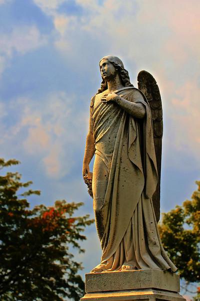 Woodlands Cemetery Philadelphia, PA September 2012