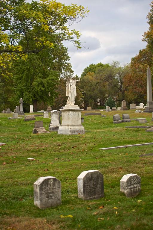 The Woodlands Philadelphia, PA October 2014