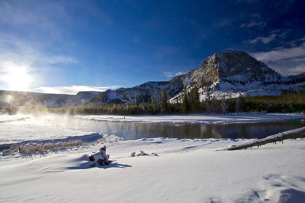 Yellowstone, January 2014