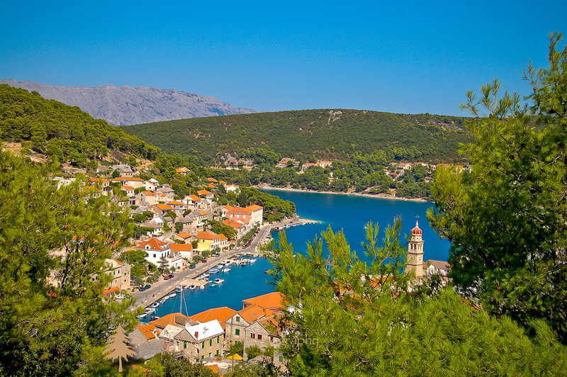 This is another area we would love to return to.  The Dalmation Coast of Croatia.  <br /> We enjoyed a VBT bike trip to this area and the local people were wonderful and the food was superb with fresh caught seafood.  The children begin learning English in their first year of school.