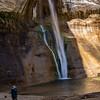 Water Fall at Calf Creek