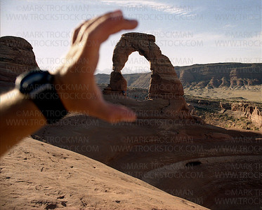 Delicate Arch Isn't Really That Big • Arches National Park, Utah