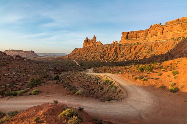 Valley of the Gods @ the bend