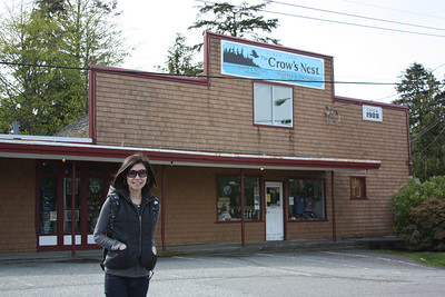 The oldest store in Ucluelet