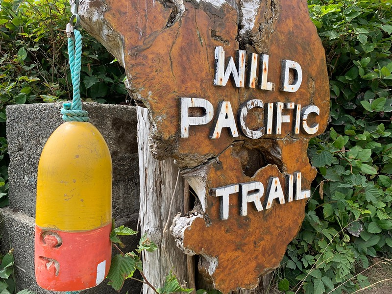 The Wild Pacific Trail was breathtaking.  Pictures simply don't do it justice.