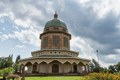 Ba'hai Temple, Kampala