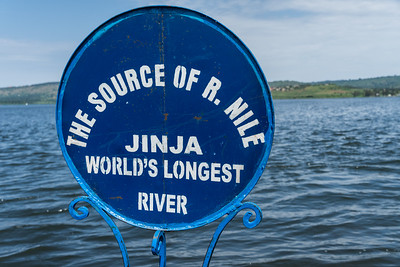 I have waited since I saw the 1971 BBC series on the search for the Nile to visit Jinja and see this.