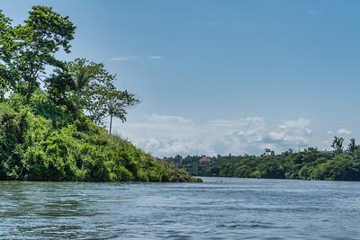 The Nile at Jinja.