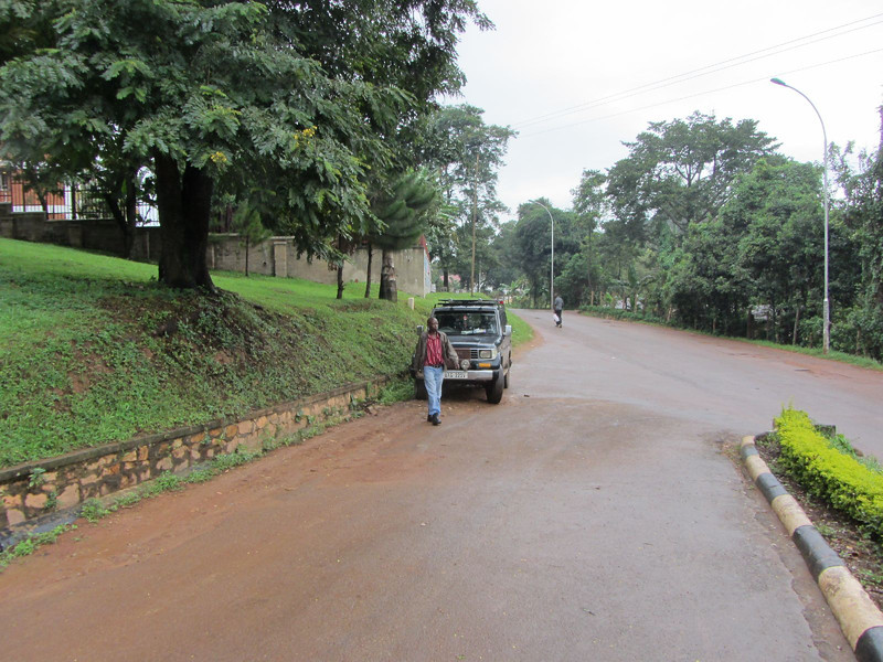 After work on Saturday I took a 50 minute flight to Entebbe, Uganda, just outside the capital Kampala. I spent the night at a hotel near the airport. In the morning my guide came and picked me up and we began our drive to Queen Elizabeth Park.