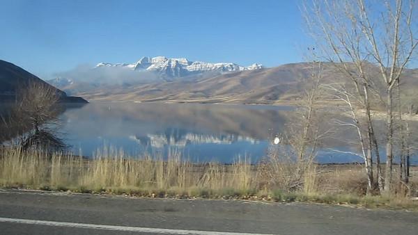 Wasatch Mountain Range - Utah