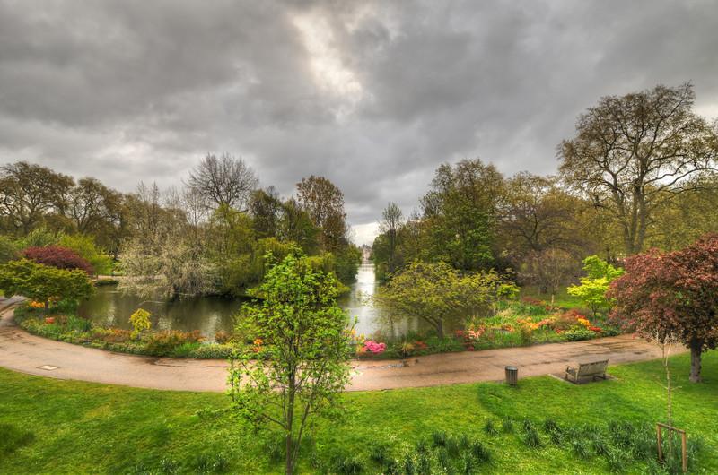Saint James Park, London