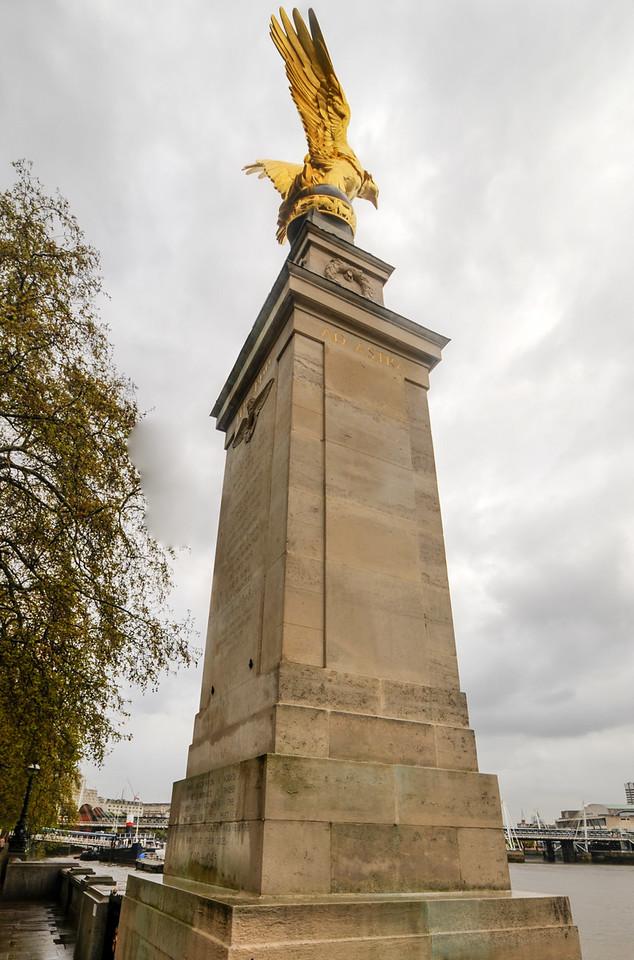 RAF Memorial, London