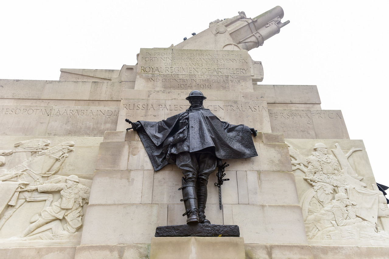 Royal Artillery Memorial - London