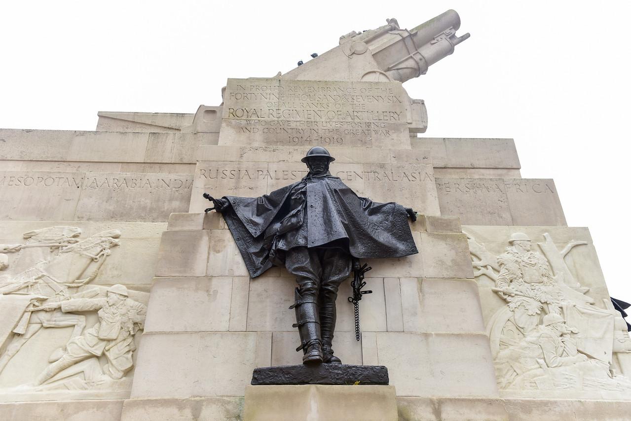 Royal Artillery Memorial - London