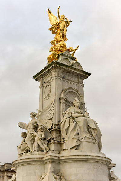 Imperial Memorial to Queen Victoria - London