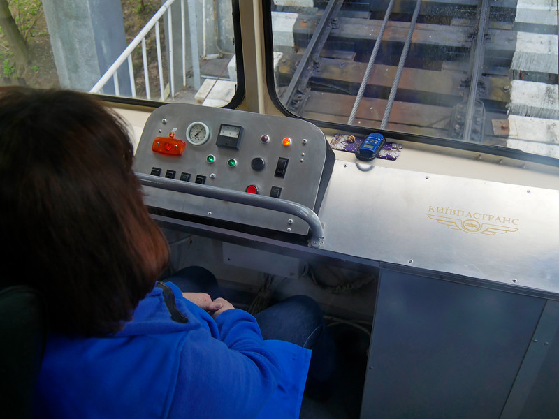 "Ukraine-2017.  Taking a ride on the Kiev Funicular.  <br /> <a href=""https://en.wikipedia.org/wiki/Kiev_Funicular"">https://en.wikipedia.org/wiki/Kiev_Funicular</a><br /> <a href=""http://www.visitkievukraine.com/businesses/funicular/"">http://www.visitkievukraine.com/businesses/funicular/</a>"