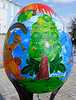 "Ukraine-2017.  Kiev.  It's Easter and the plaza in front of St. Michael's is decorated with eggs.  <br /> <a href=""https://en.wikipedia.org/wiki/St._Michael%27s_Golden-Domed_Monastery"">https://en.wikipedia.org/wiki/St._Michael%27s_Golden-Domed_Monastery</a><br /> <a href=""http://www.visitkievukraine.com/sights/st-michaels-monastery/"">http://www.visitkievukraine.com/sights/st-michaels-monastery/</a>"