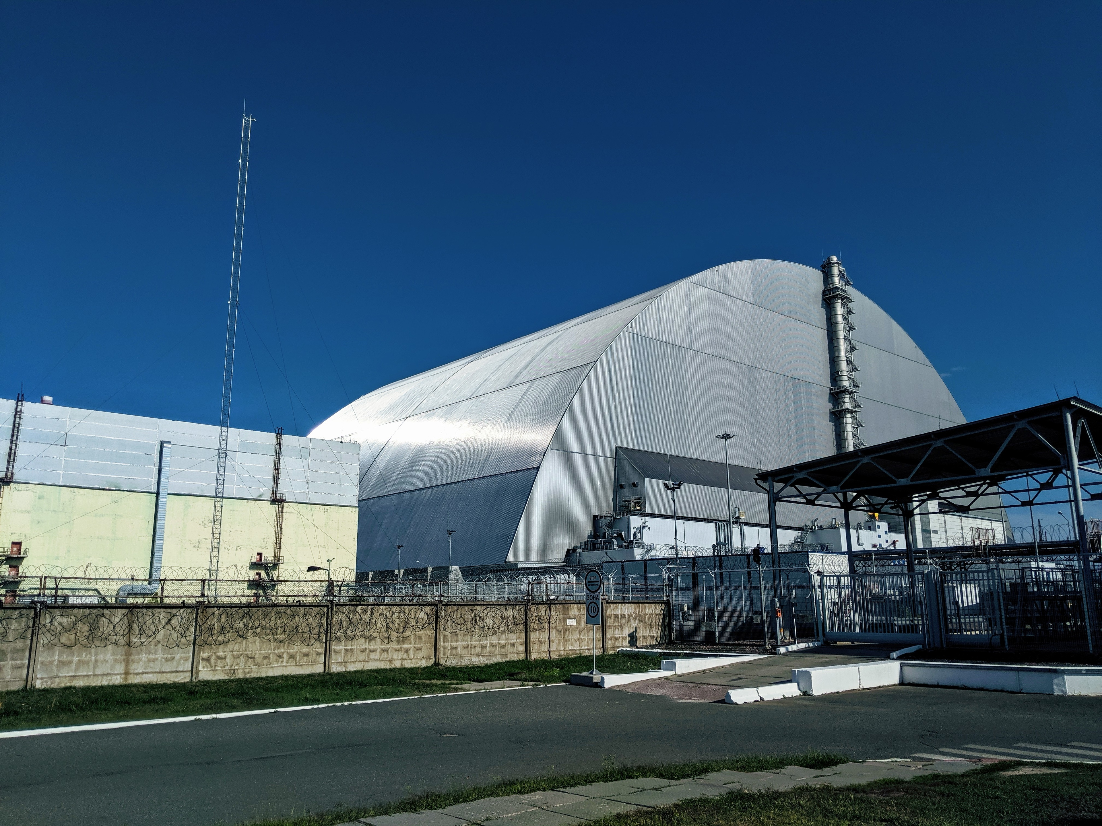 Chernobyl trip - reactor #3