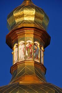 Kiev Pechersk Lavra (cave monastery)