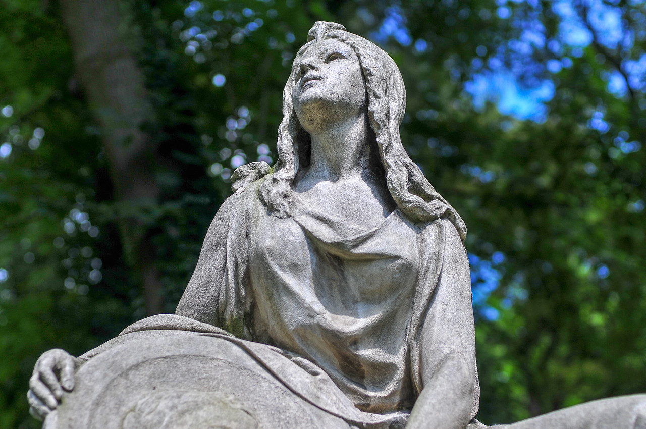 Lychakiv Cemetery - Lviv, Ukraine