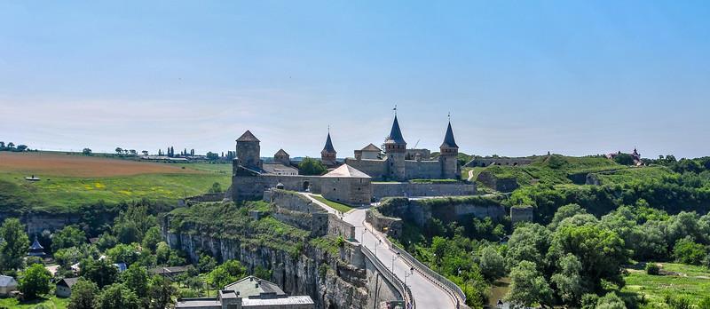 Old Kamenetz-Podolsk Fortress - Ukraine