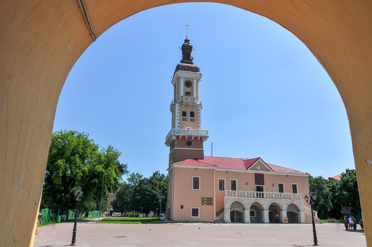 Town Hall - Kamenets Podolsky, Ukraine