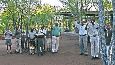 Kashawe Camp, Hwange National Park, Zimbabwe