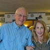 Birthday celebrants on May 23, 2016.  Bob Beggs and Andi Kaden.
