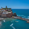 We took the train from Riomaggiore to Vernazza where we got lunch then climbed above Vernazza and its protected harbor.  Tuesday, May 24, 2016.
