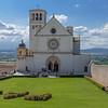 Basilica of Saint Francis of Assisi, 16 May 2016.