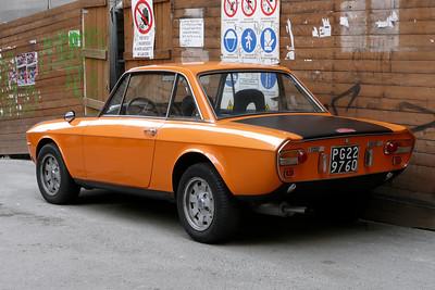 Old Lancia