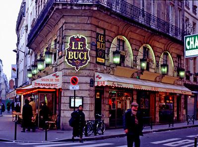 Carrefour de Buci