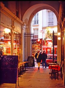 Cour du Commerce St André - Rue St André des Arts