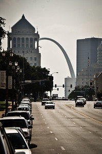 St. Louis Arch from Union Station