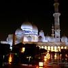 Travel; United Arab Emirates; Abu Dhabi; Sheikh Zayed Bin Sultan Al Nahyan Grand Mosque;