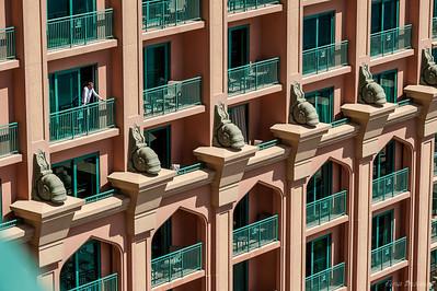 """Балконы отеля """"Атлантис"""""""