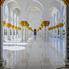 The Pillars - Sheikh Zayed Grand Mosque, Abu Dhabi, UAE