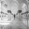 The Pillars - Sheikh Zayed Grand Mosque, Abu Dhabi, UAE