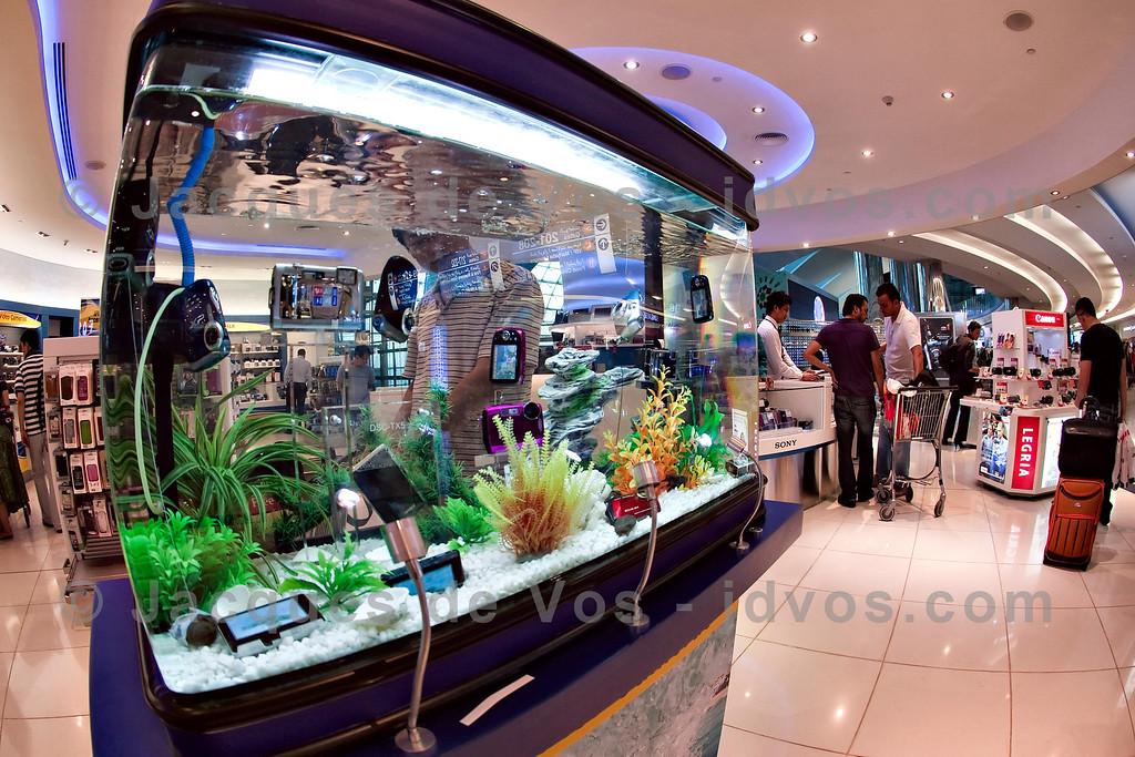 Dubai International Airport - Duty Free, Electronics