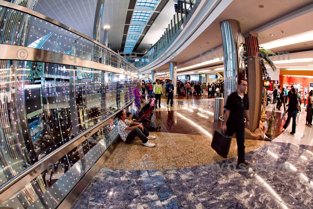 In Transit - Dubai International Airport